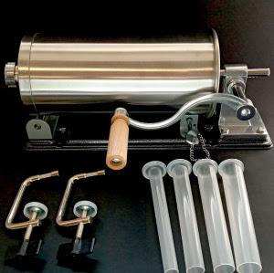 Шприц ковбасний горизонтальний 3 кг — фото