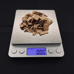 Електронні кухонні ваги, 500 г — фото