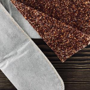 Оболонка текстильна зі спеціями Паприка 60 мм — фото