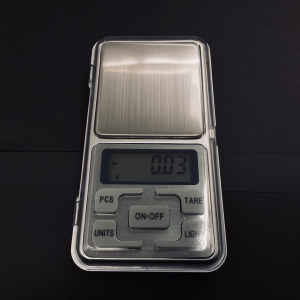 Електронні високоточні ваги 0,01-500 гр — фото