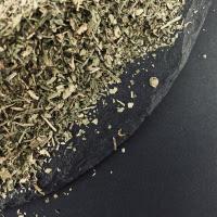 Соль чесночная с травами — фото