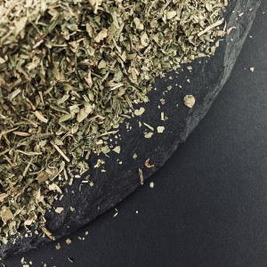 Сіль часникова з травами — фото