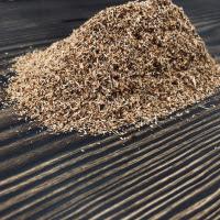 Щепа Вільхова. Фракція 0,3-1 мм — фото