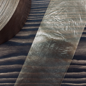 Коллагеновая оболочка 40 мм. Цвет - карамель — фото