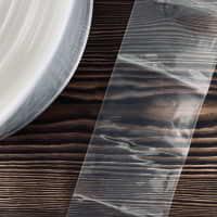 Полиамидная оболочка 65 мм прозрачная  — фото