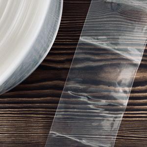 Поліамідна оболонка 65 мм прозора — фото