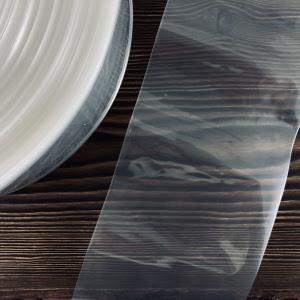 Полиамидная оболочка 90 мм прозрачная — фото