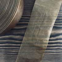 Колагенова оболонка 55 мм. Колір - карамель  — фото