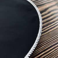 Текстильная оболочка на 3 кг Чёрная  — фото