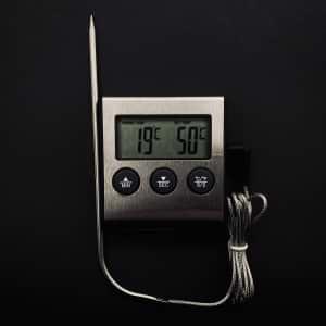 Термометр з сигналізатором — фото