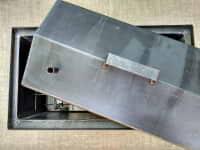 Коптильня с гидрозатвором  — фото