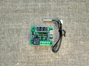 Терморегулятор W1209 — фото